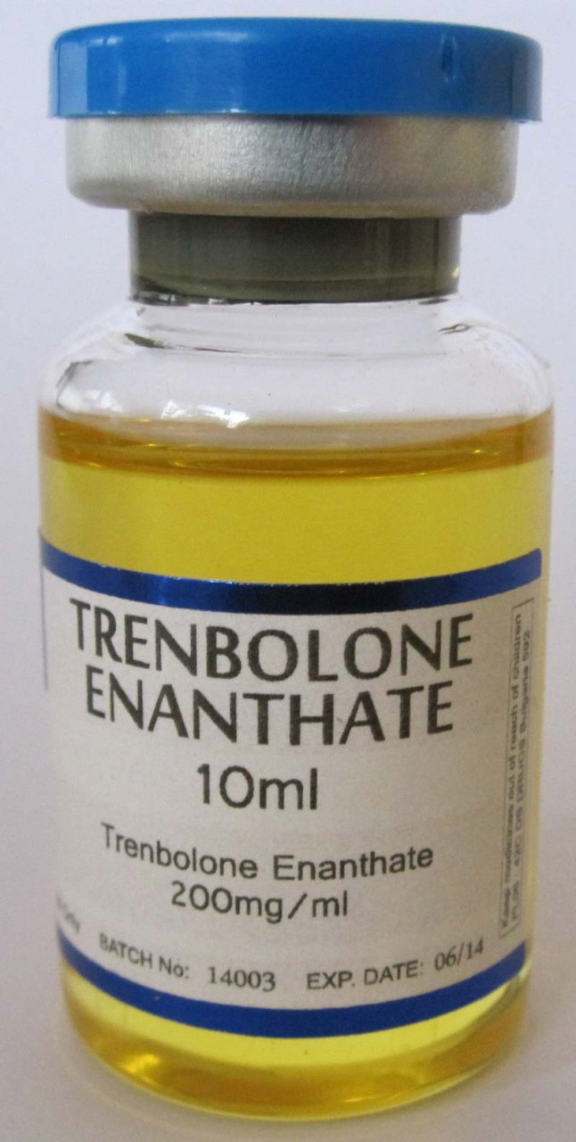 Trenbolone Enanthate: Risk & Rewards